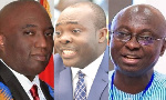 Some ministers who will not be part of Akufo-Addo's second term