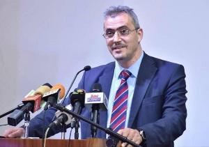 Mr Hakim Ouzzani, the Managing Director of Societe Generale