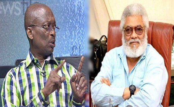 If you kill him, I'll deal with you! – How Rawlings saved Kweku Baako from being killed