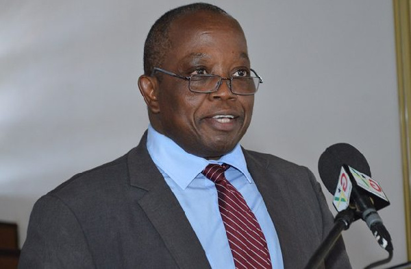 Auditor-General Domelevo resumes from accumulated leave today