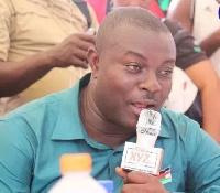 Ashanti Regional NDC Chairman,Nana Kwasi Andrews