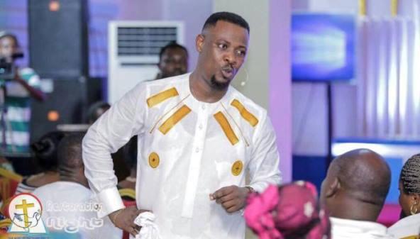 Prophet Nigel Gaisie named among student loan defaulters