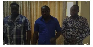 The three suspects are currently in police custody helping with investigations
