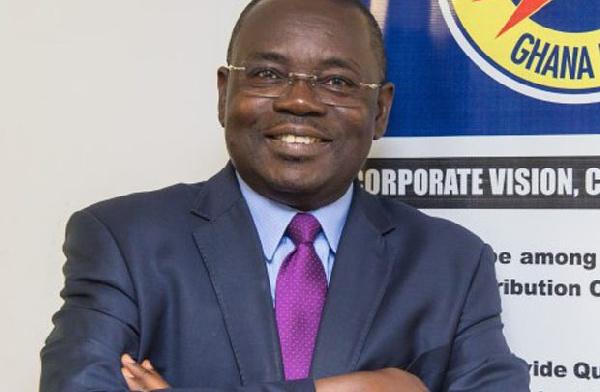 Managing Director of Electricity Company of Ghana, Ing. Samuel Boakye-Appiah