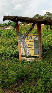 Visit to Ankasa Conservation Area by tourists has declined due the poor road network
