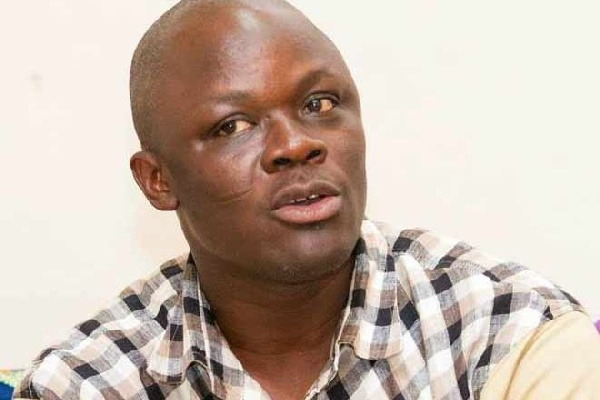 GETFund scandal: Disappointment of Ghanaians justified - Samson Ayenini