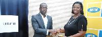 Kofi Agyare, Country Director for Uber