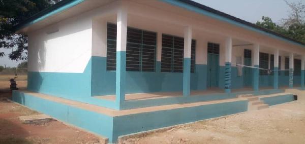 Nogokpo, others get new classroom blocks