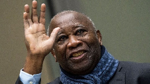 76-year-old Former Ivorian President Laurent Gbagbo