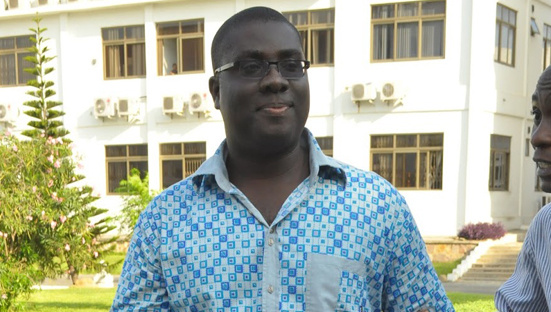 Sammy Awuku warns students over \'love letters\'