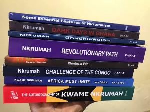 Kwame Nkrumah's books