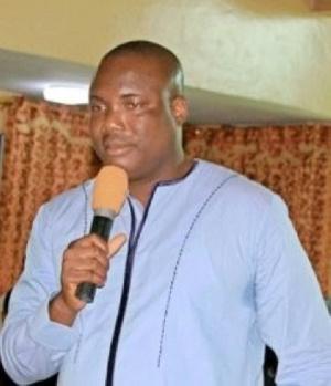 Felix Mensah Nii Anang-La, CEO of TMA