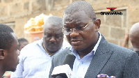 Greater Accra Regional Campaign Coordinator of NDC, Sylvester Mensah