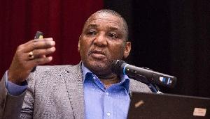 Dr John Koku Awoonor Williams Speaks