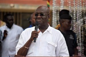 Member of Parliament for Navrongo Central, Joseph Kofi Adda
