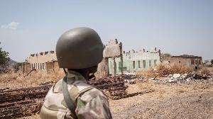 Dem don kill two Nigeria Army sojas for Enugu