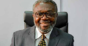 Dr. Anthony Nsiah Asare, special advisor to the President on Health