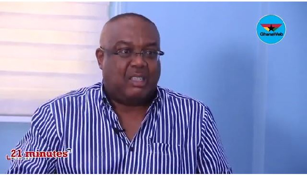 Election 2020 will be 'fire-for-fire' - Victor Smith warns NPP