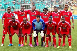 Congo Brazaville Squad