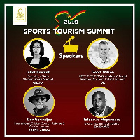 Speakers for the African Sports Tourism Summit