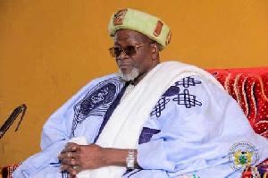 The new Ya-Na, Yo-Naa Abubakari Mahama