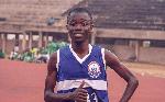 Long-distance runner, William Amponsah