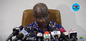 Emmanuel Kofi Nti, Commissioner-General, GRA