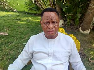 Rev. Peter Kwame Abebrese