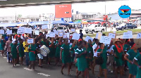 The nurses want want the government to employ them as paid nurses and exempt them from NABCO