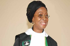 Justice Sophia AB Akuffo