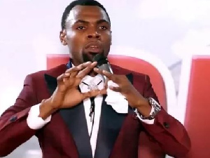 Founder and General overseer of Anointed Palace Church, Reverend Obofour Antwi
