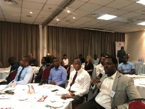 Participants At The Seminar 696x522