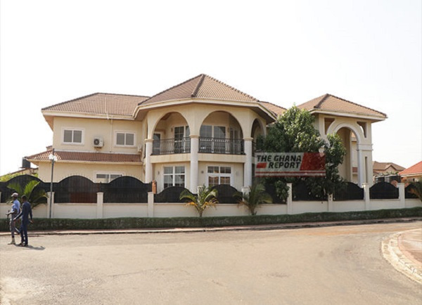 Woyome's Trassaco luxury apartments up for sale