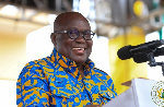 Africa must build robust financial systems against financial crime - President Akufo-Addo