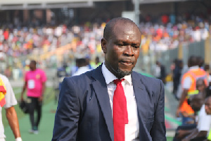 Charles Kwablan Akonnor, Coach of  Black Stars