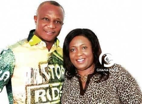 \'I can\'t rap a girl\' - Coach Kwasi Appiah reveals how he got his wife