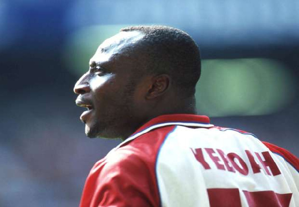 I didn't want to leave Okwahu United for Germany because of monies I got at Kantamanto - Tony Yeboah