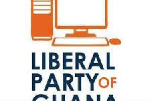 Logo of the Liberal Party of Ghana (LPG)