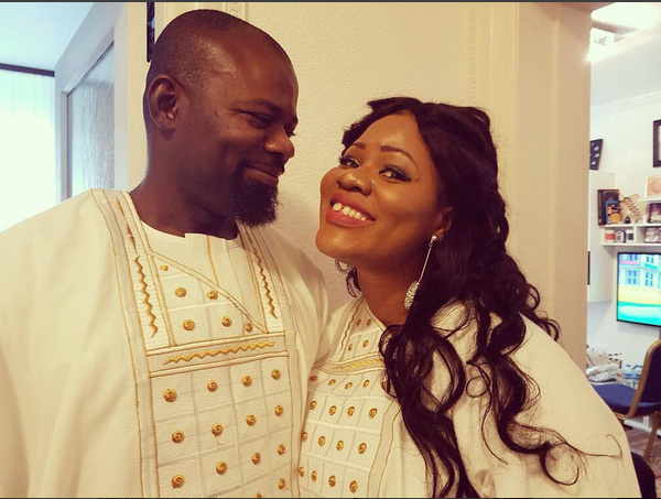 Videos from Obaapa Christy's traditional marriage ceremony