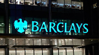 Barclays PLC has announced its intention to sell 187 million ordinary shares.