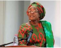 Hajia Laadi Ayii Ayamba, the Member of Parliament (MP) for Pusiga