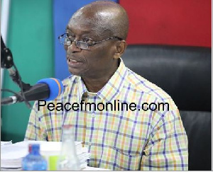 Editor-in-Chief of New Crusading Guide newspaper, Abdul Malik Kweku Baako