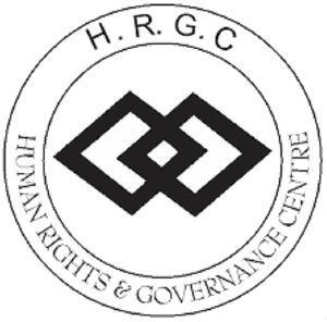 Human Rights and Governance Centre (HRG Centre) logo