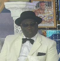 Reverend Nii Adejetey Larbie