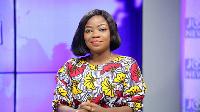 Ghanaian media personality, Afia Pokua