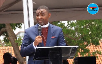 Dr. Lawrence Tetteh, Head of World Miracle Outreach
