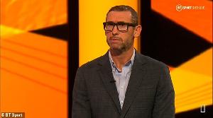 Former Arsenal defender, Martin Keown