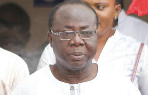 Acting Chairman of NPP, Freddy Blay
