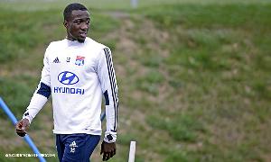 Ghanaian midfielder Elisha Owusu