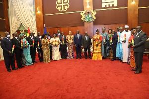Politics President Envoys 1